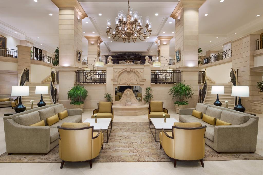 Amman Marriott Hotel-35 of 45 photos