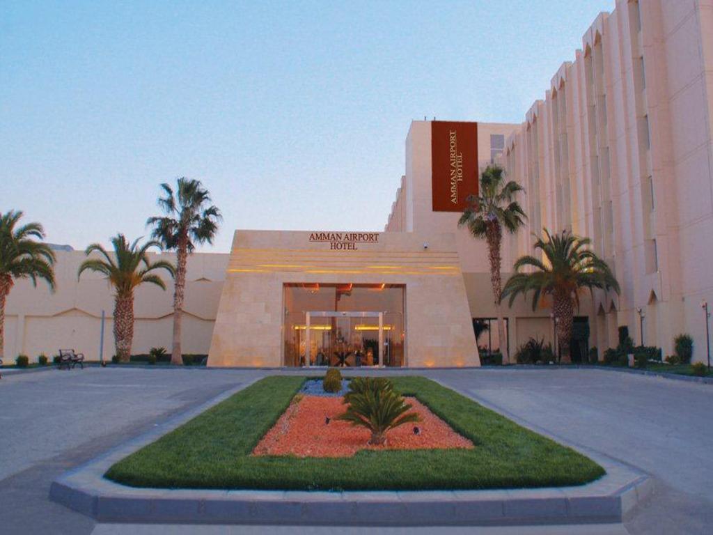 Amman Airport Hotel-26 of 44 photos