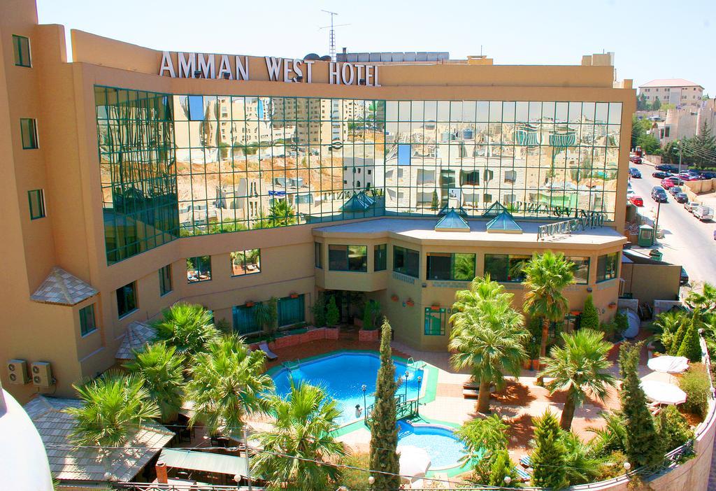 Amman West Hotel-1 of 38 photos