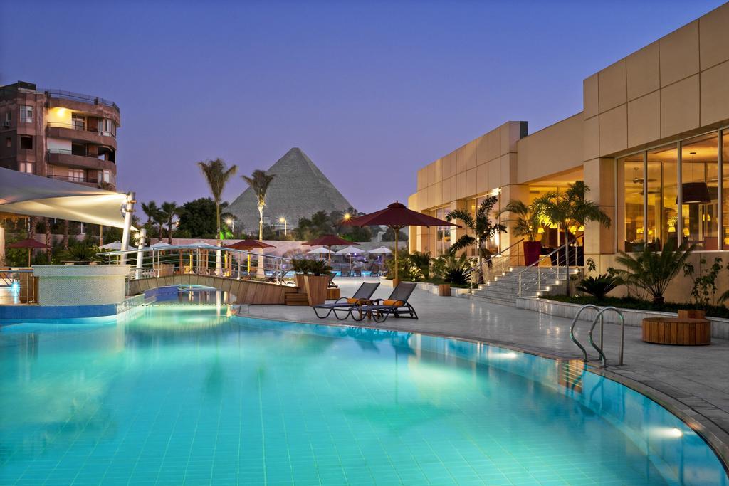 فندق ونادي صحي لو ميريديان الأهرامات-11 من 36 الصور