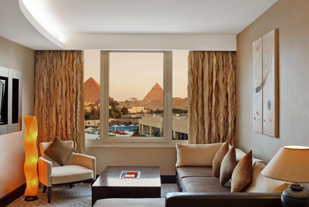 فندق ونادي صحي لو ميريديان الأهرامات-25 من 36 الصور