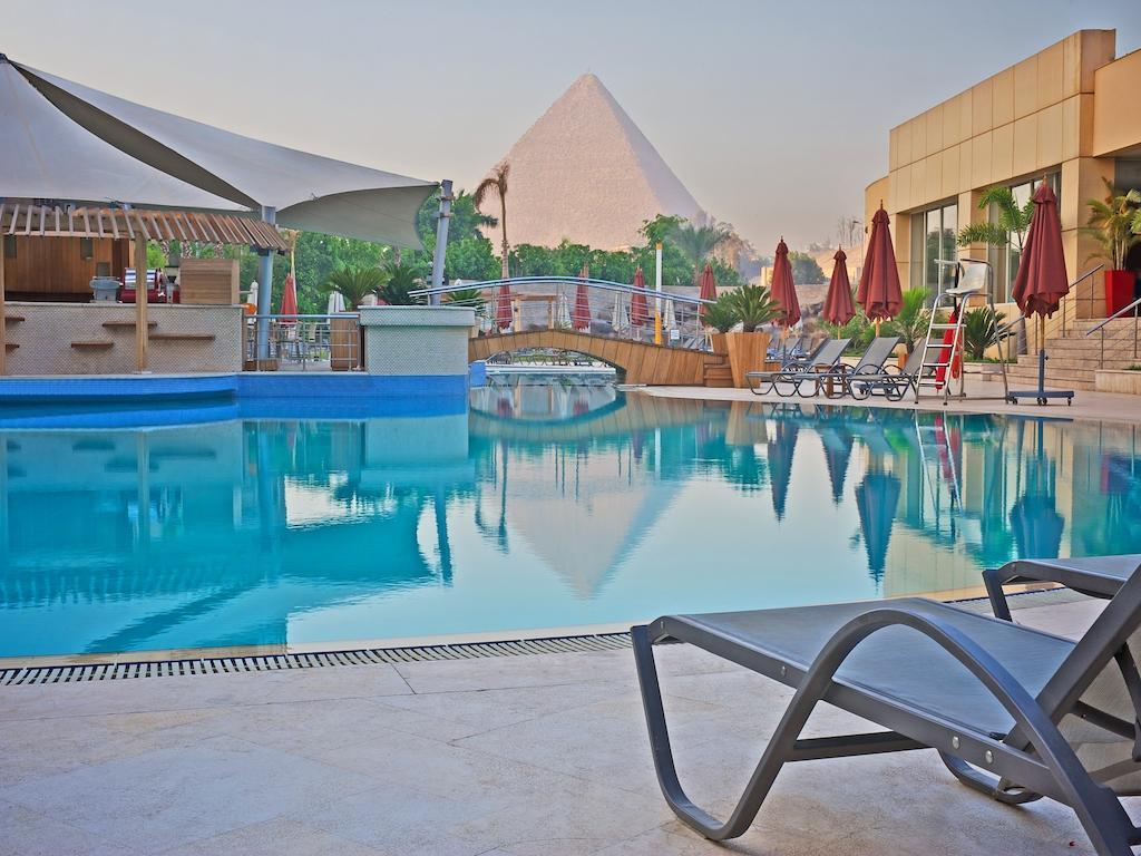 فندق ونادي صحي لو ميريديان الأهرامات-33 من 36 الصور