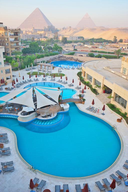 فندق ونادي صحي لو ميريديان الأهرامات-34 من 36 الصور
