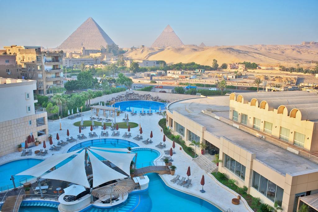 فندق ونادي صحي لو ميريديان الأهرامات-35 من 36 الصور