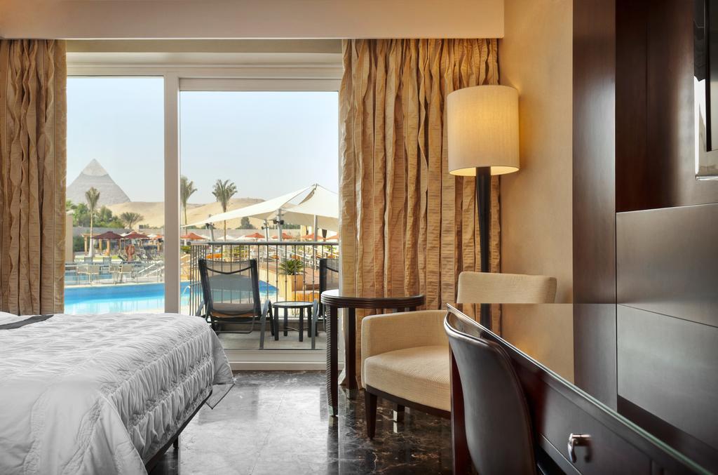 فندق ونادي صحي لو ميريديان الأهرامات-7 من 36 الصور