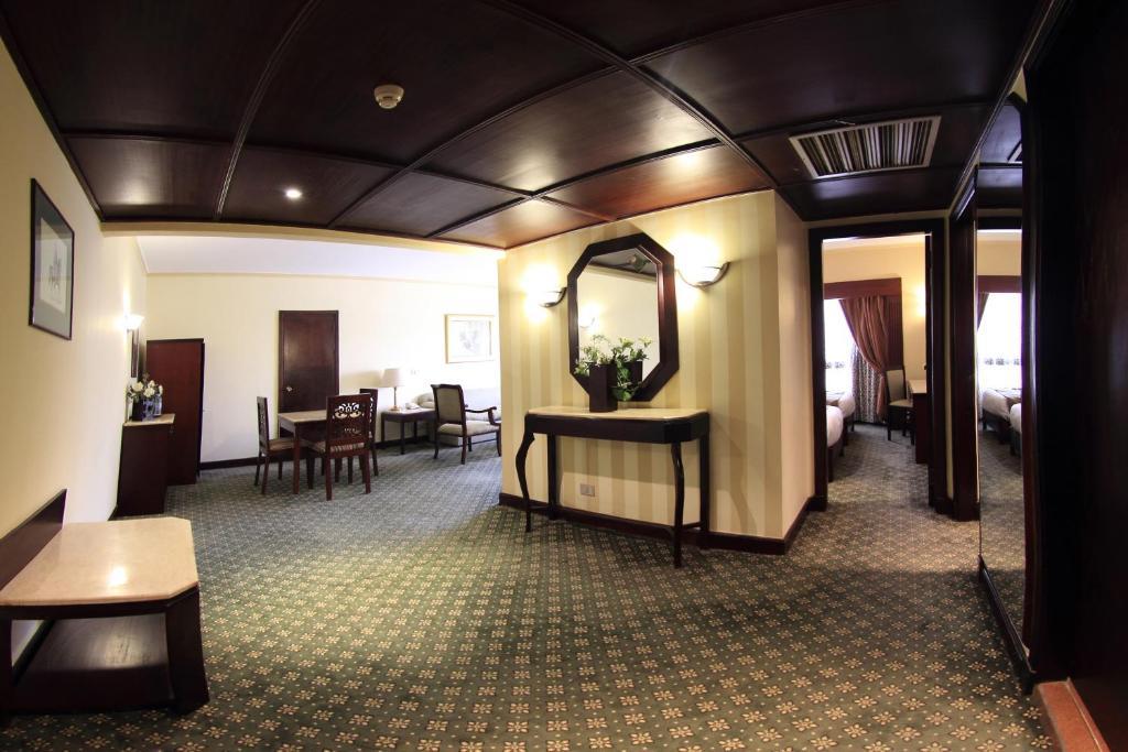 فندق بيراميزا سويتس القاهرة-11 من 44 الصور