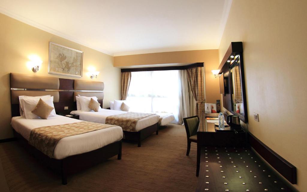 فندق بيراميزا سويتس القاهرة-14 من 44 الصور