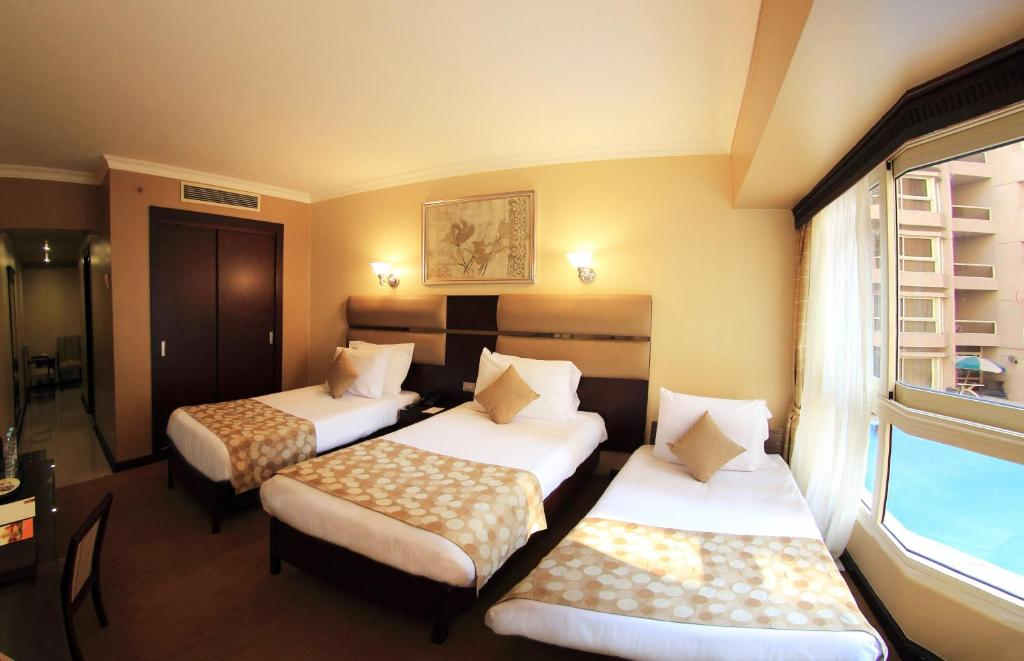 فندق بيراميزا سويتس القاهرة-15 من 44 الصور
