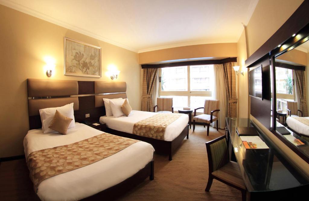 فندق بيراميزا سويتس القاهرة-16 من 44 الصور