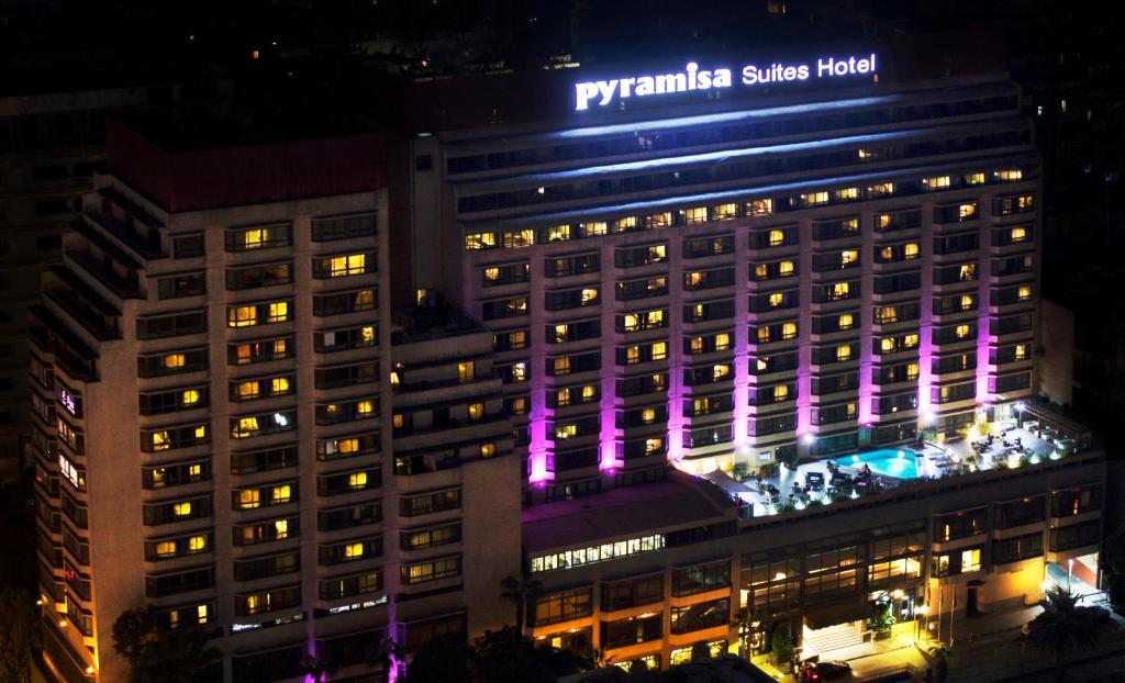 فندق بيراميزا سويتس القاهرة-36 من 44 الصور