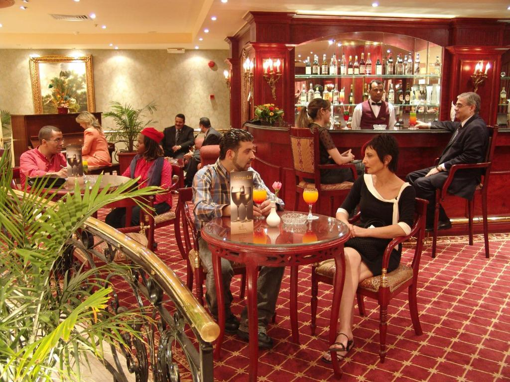 فندق بيراميزا سويتس القاهرة-4 من 44 الصور