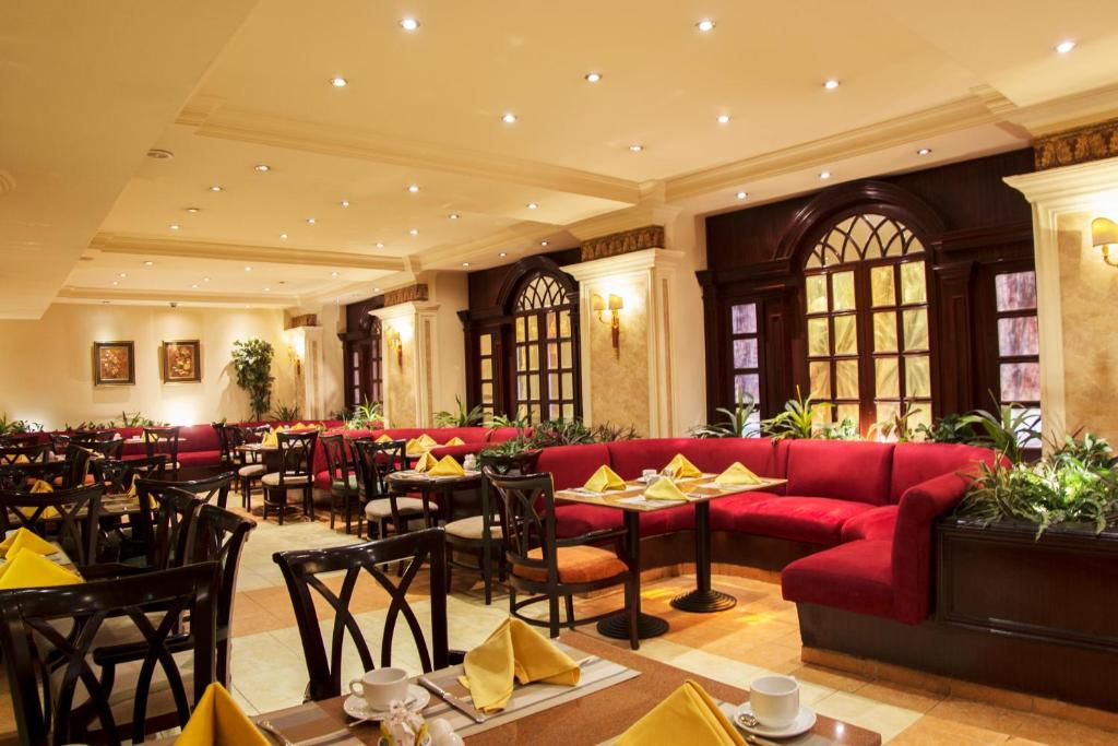 فندق بيراميزا سويتس القاهرة-41 من 44 الصور