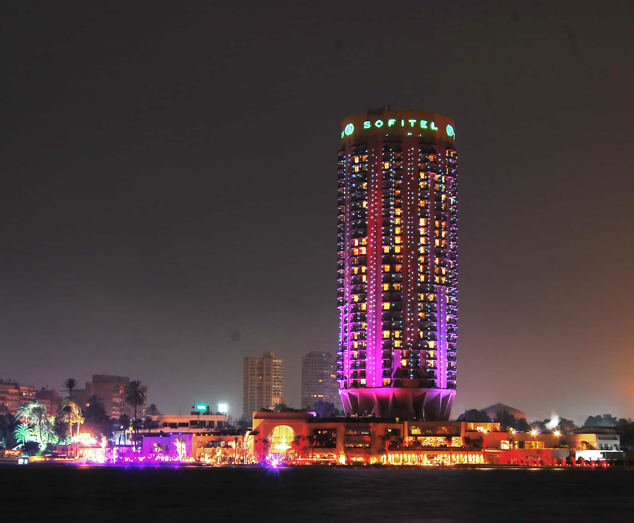 سوفيتل الجزيرة القاهرة-1 من 48 الصور