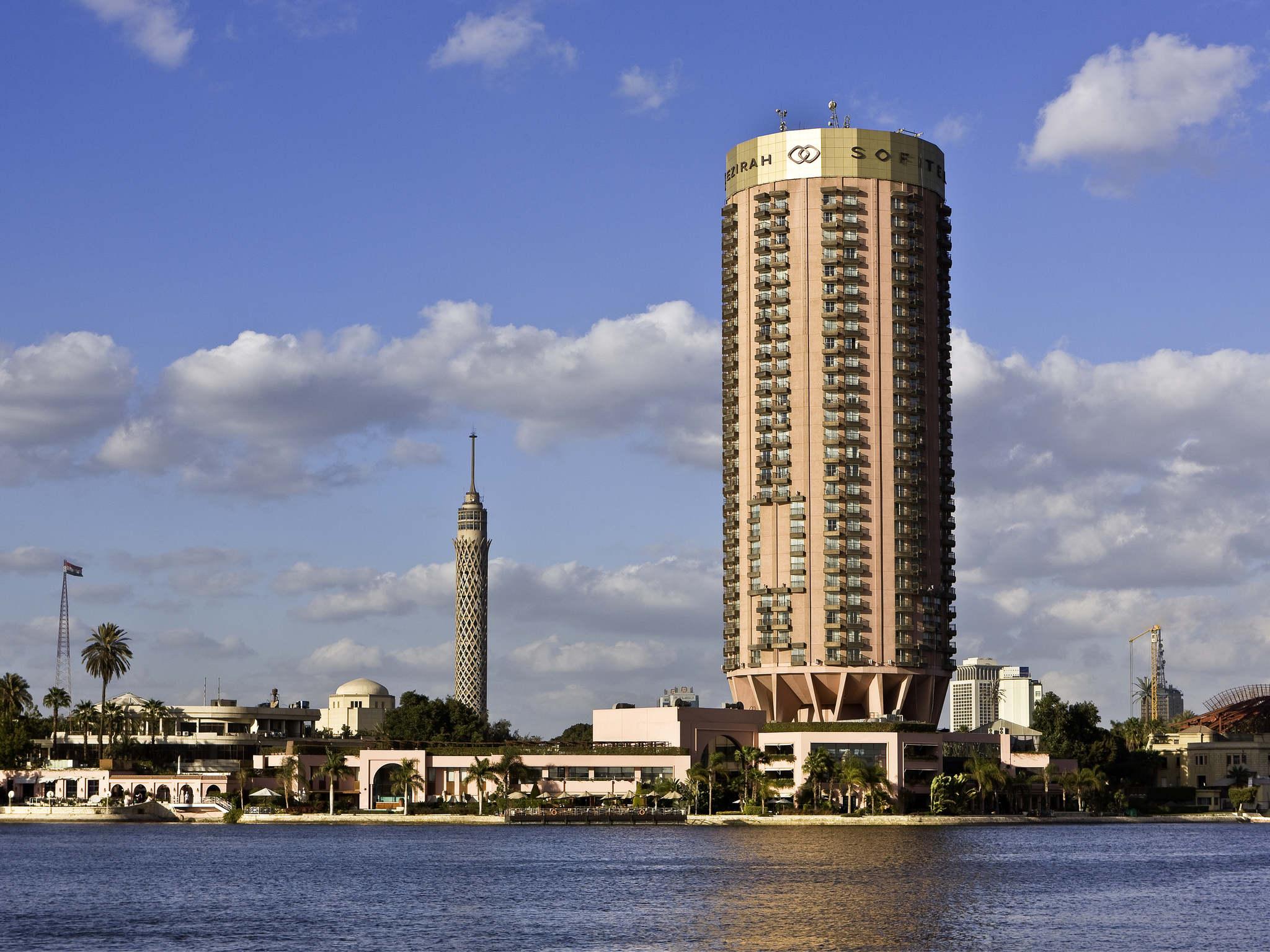 سوفيتل الجزيرة القاهرة-2 من 48 الصور