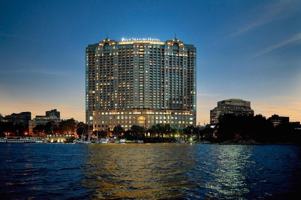 فندق فورسيزونز القاهرة نايل بلازا-2 من 67 الصور