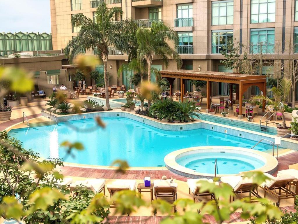 فندق فورسيزونز القاهرة نايل بلازا-35 من 67 الصور