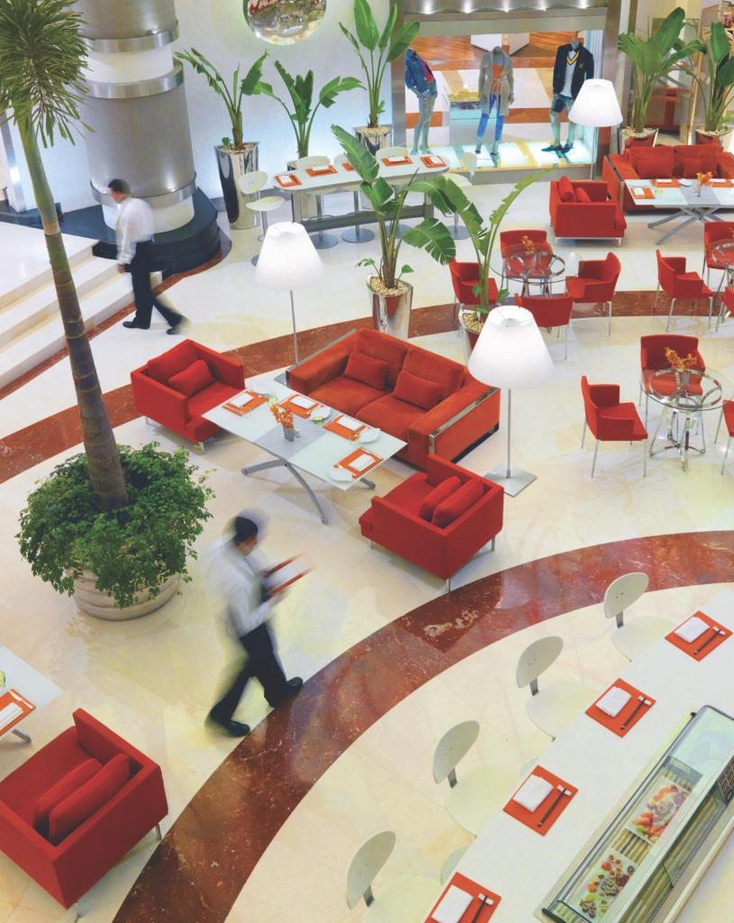 فندق فورسيزونز القاهرة نايل بلازا-37 من 67 الصور
