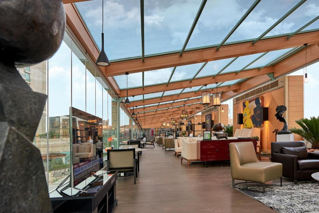 فندق فورسيزونز القاهرة نايل بلازا-40 من 67 الصور