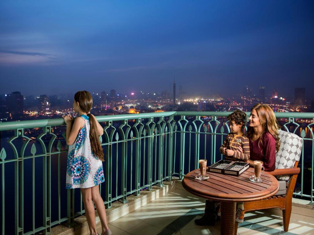فندق فورسيزونز القاهرة نايل بلازا-43 من 67 الصور