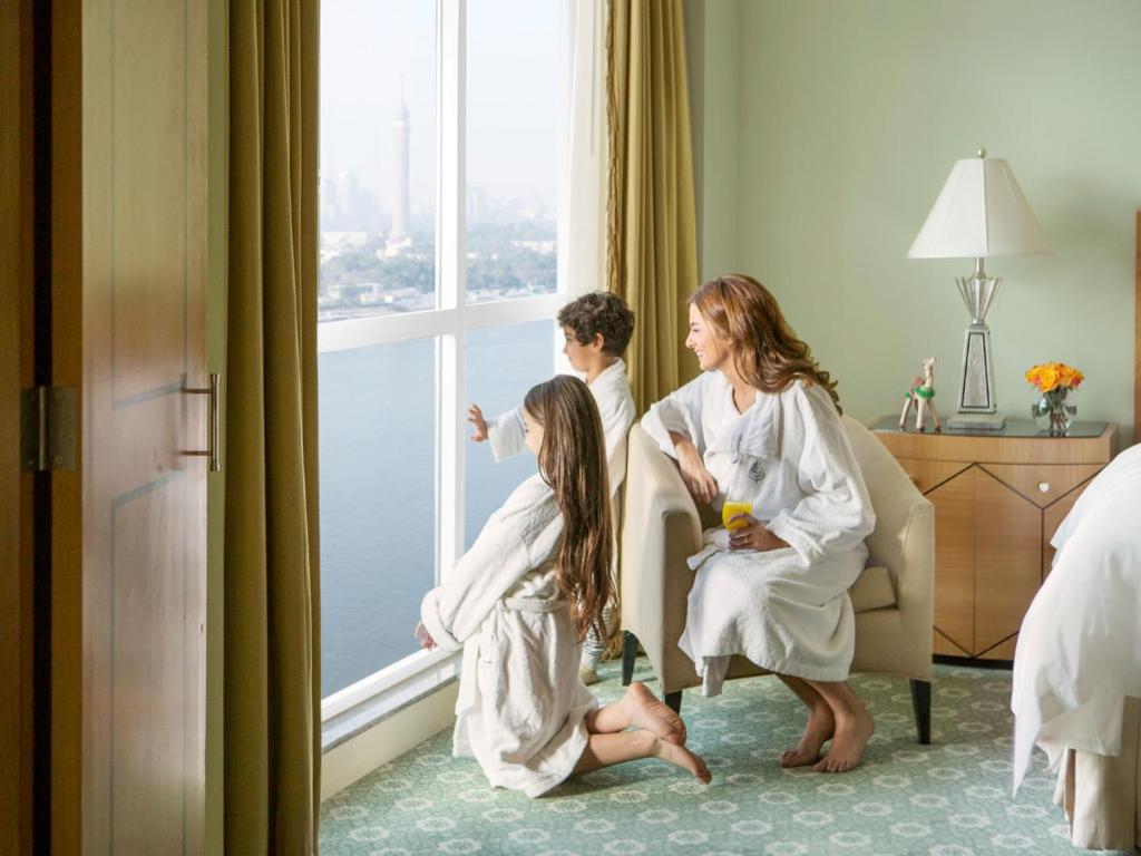 فندق فورسيزونز القاهرة نايل بلازا-8 من 67 الصور