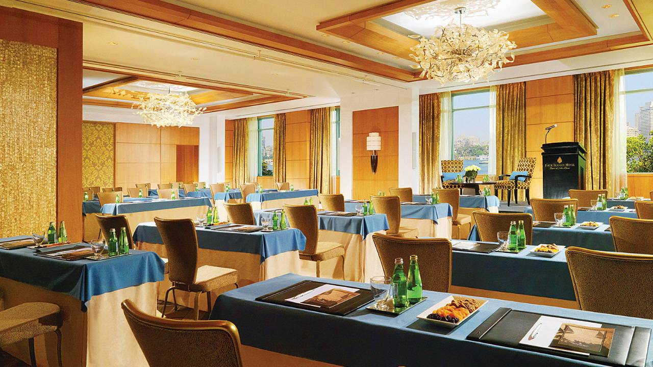 فندق فورسيزونز القاهرة نايل بلازا-63 من 67 الصور
