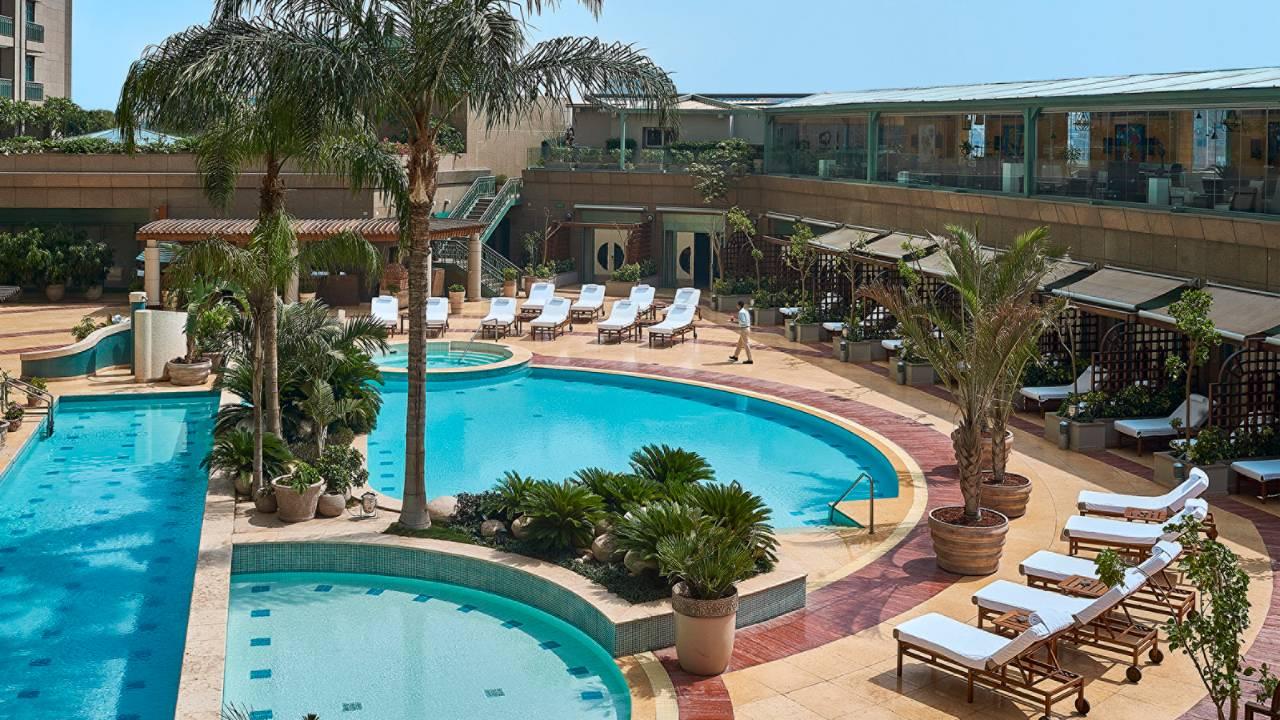 فندق فورسيزونز القاهرة نايل بلازا-64 من 67 الصور