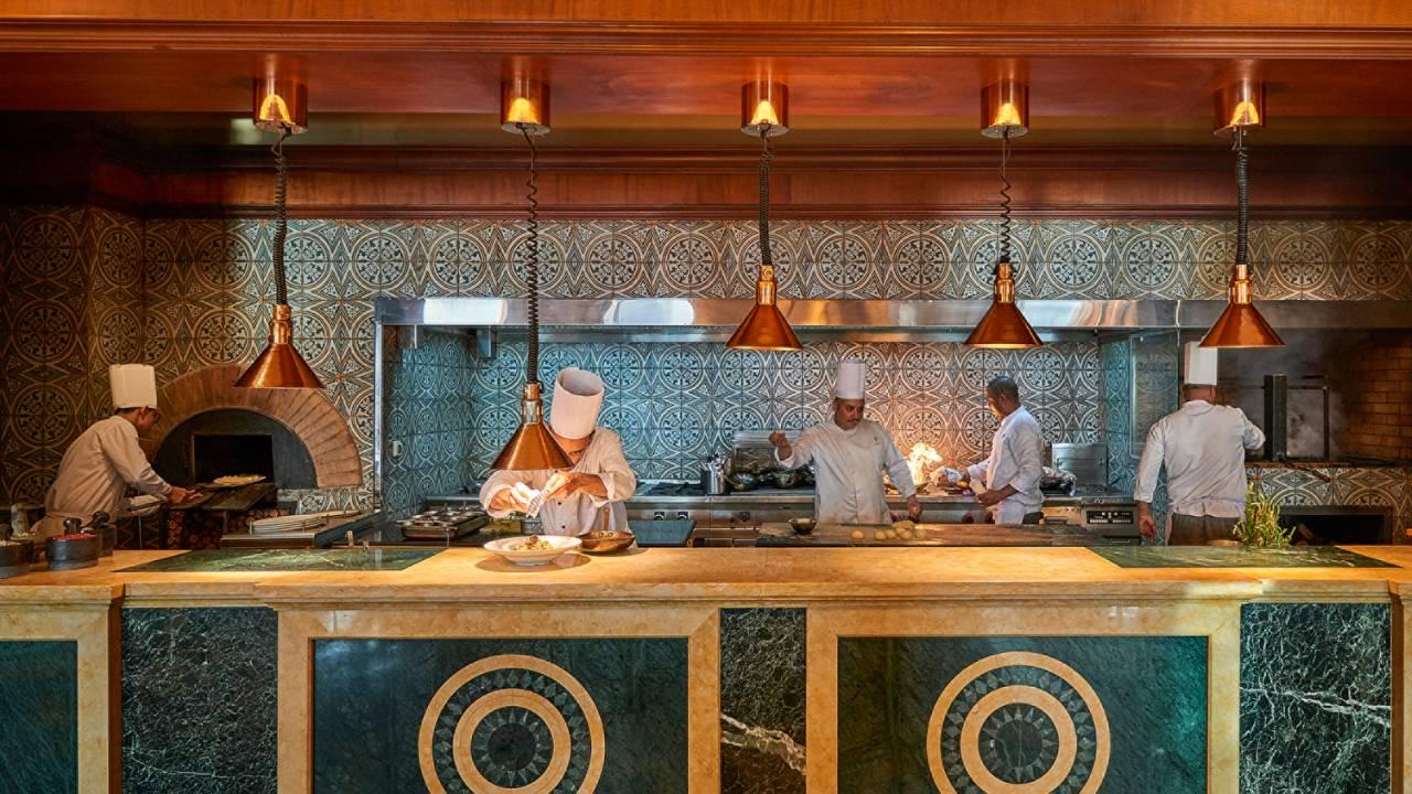 فندق فورسيزونز القاهرة نايل بلازا-48 من 67 الصور