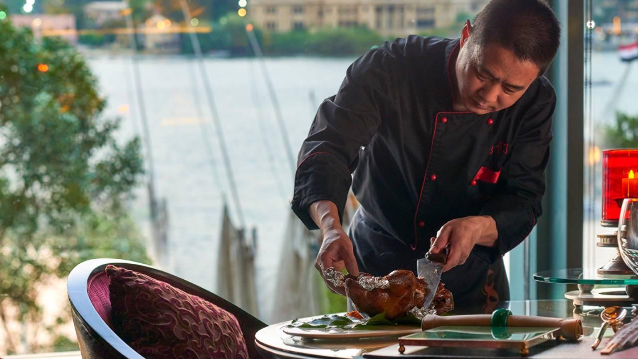 فندق فورسيزونز القاهرة نايل بلازا-49 من 67 الصور
