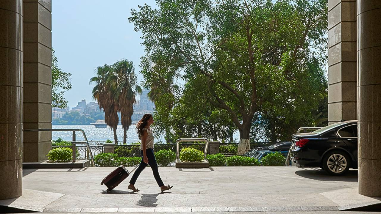فندق فورسيزونز القاهرة نايل بلازا-53 من 67 الصور