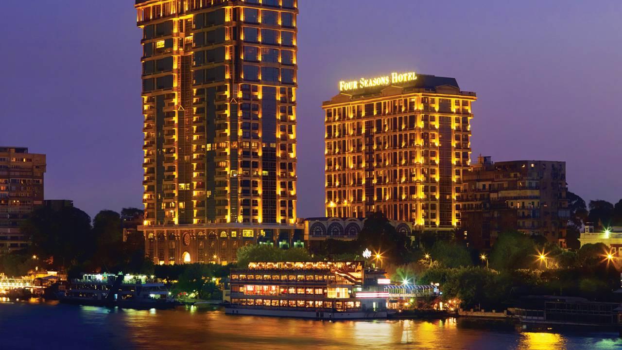 فندق وكازينو فورسيزونز فرست ريزيدنس القاهرة-2 من 78 الصور