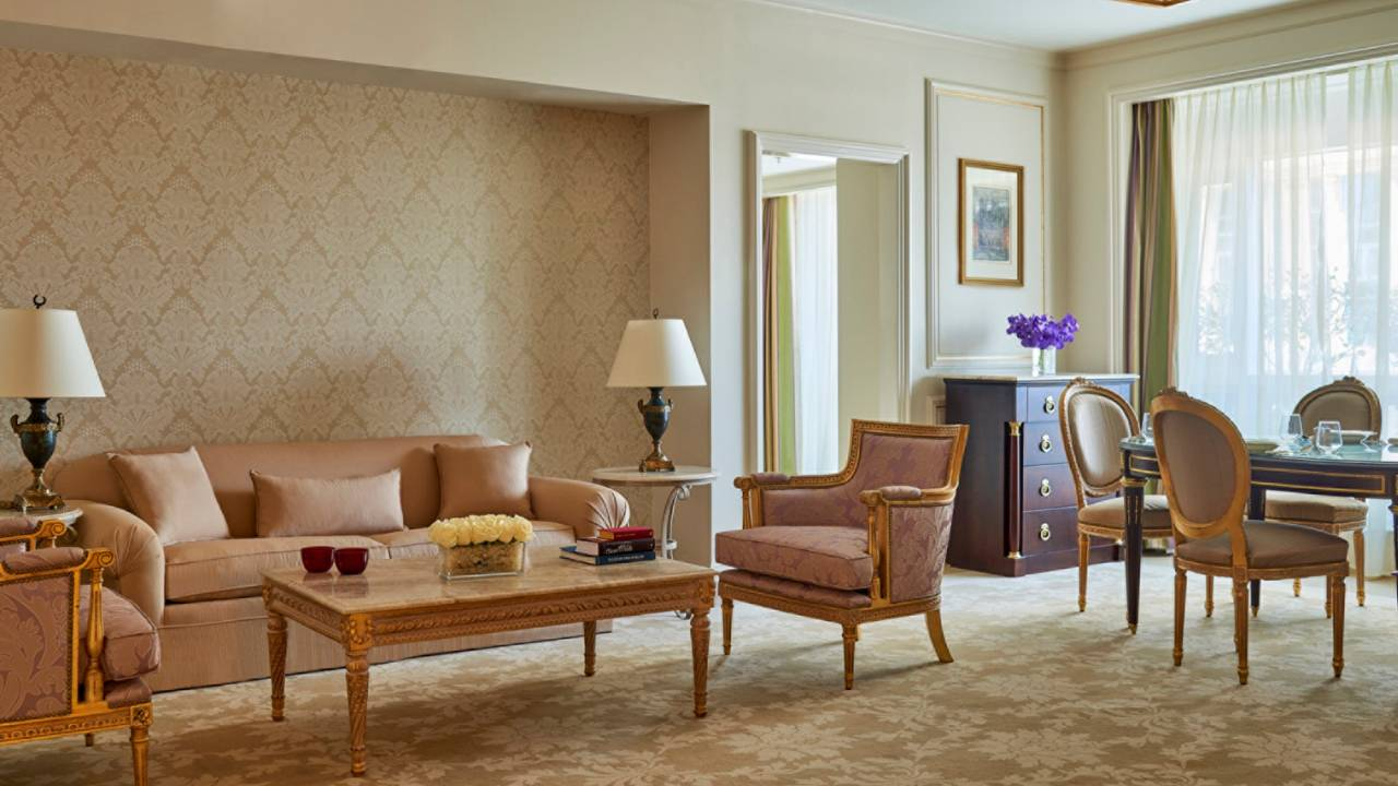 فندق وكازينو فورسيزونز فرست ريزيدنس القاهرة-36 من 78 الصور