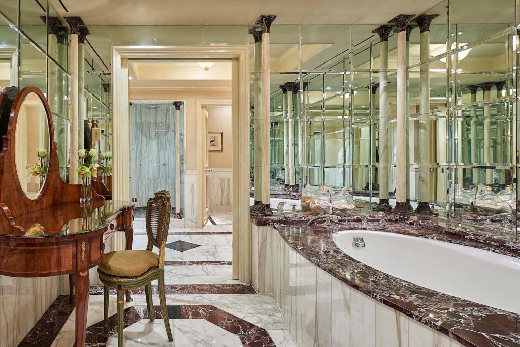 فندق وكازينو فورسيزونز فرست ريزيدنس القاهرة-37 من 78 الصور