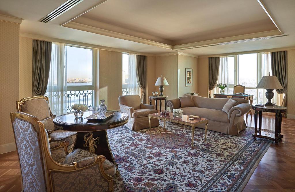فندق وكازينو فورسيزونز فرست ريزيدنس القاهرة-41 من 78 الصور