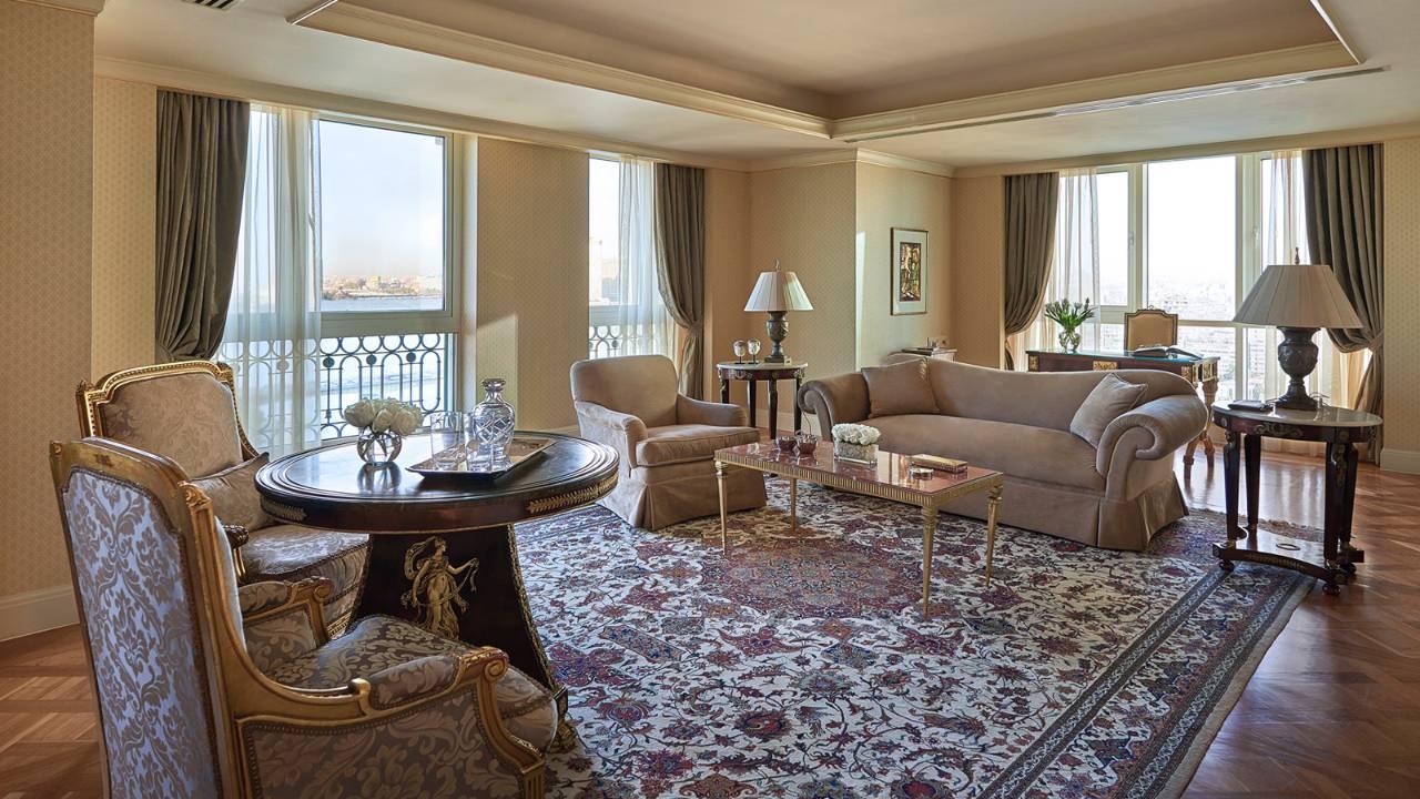 فندق وكازينو فورسيزونز فرست ريزيدنس القاهرة-59 من 78 الصور