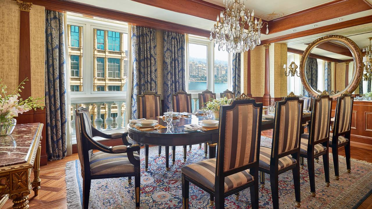 فندق وكازينو فورسيزونز فرست ريزيدنس القاهرة-60 من 78 الصور