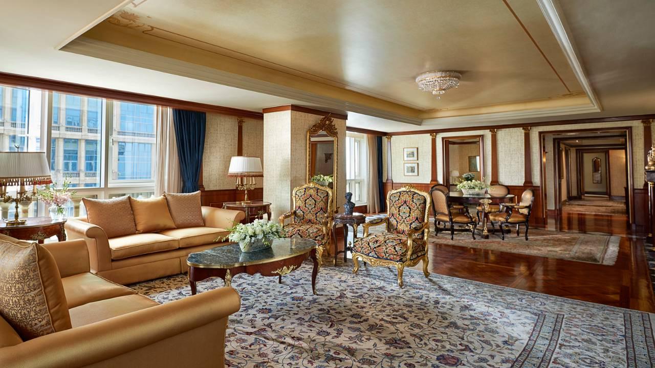 فندق وكازينو فورسيزونز فرست ريزيدنس القاهرة-7 من 78 الصور