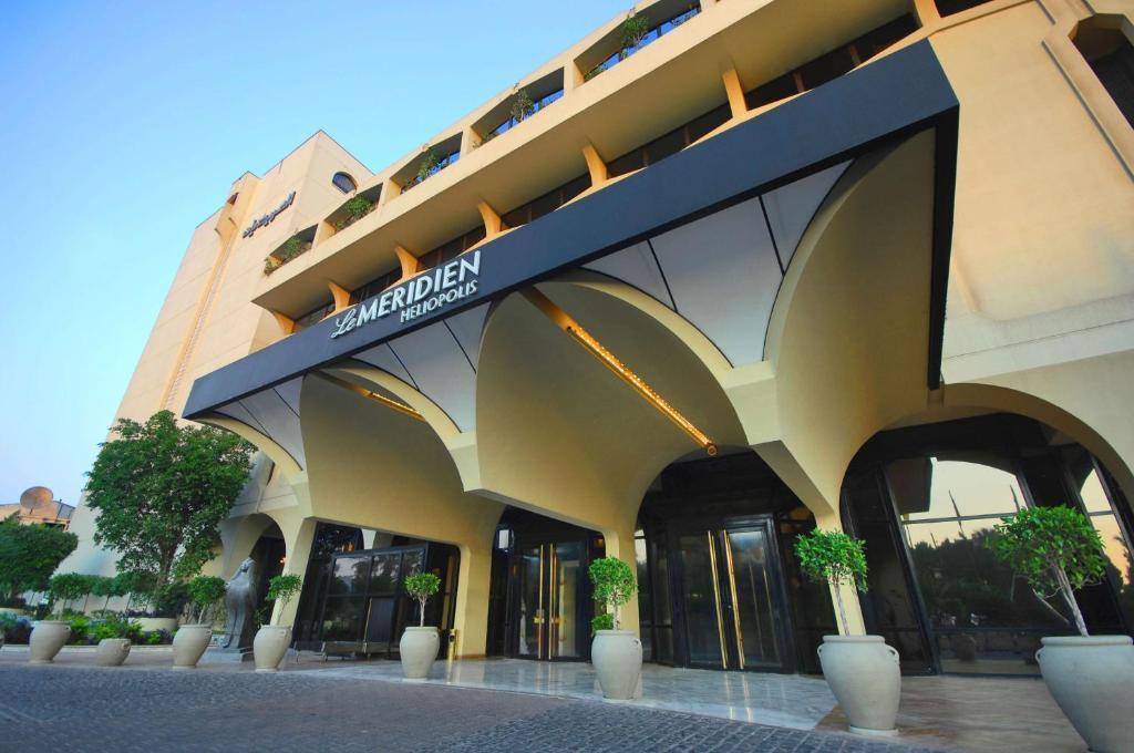 فندق لو ميريديان هليوبوليس-1 من 28 الصور