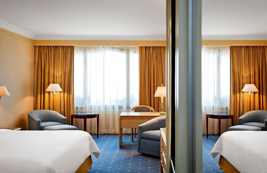 فندق لو ميريديان هليوبوليس-3 من 28 الصور