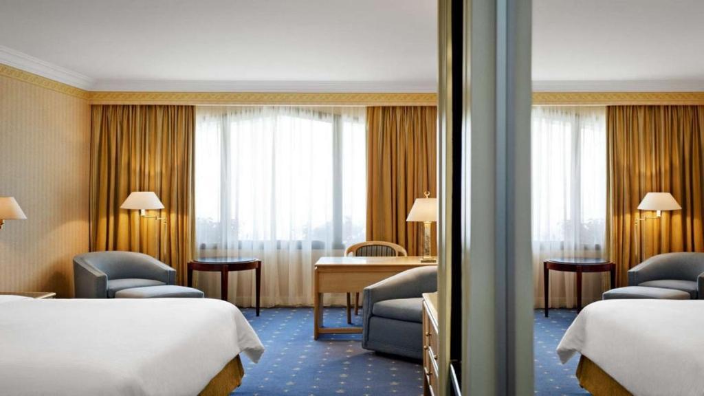 فندق لو ميريديان هليوبوليس-21 من 28 الصور