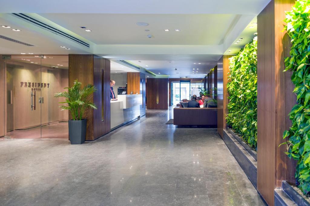 فندق بريزدنت-4 من 39 الصور
