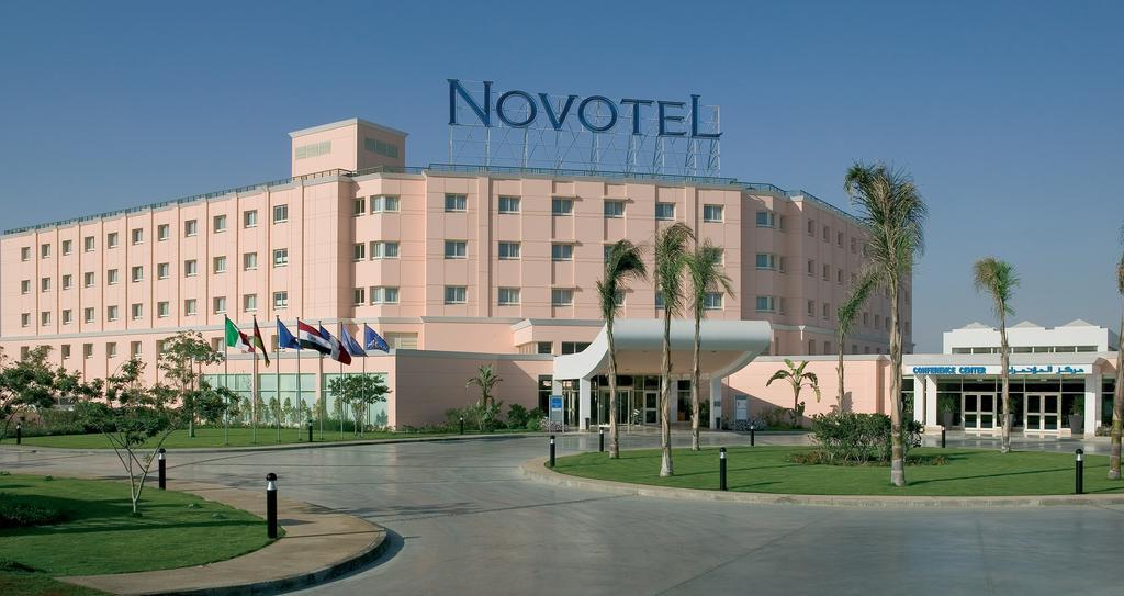 فندق نوفوتيل 6 اكتوبر-3 من 46 الصور