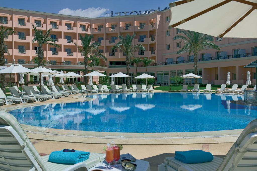 فندق نوفوتيل 6 اكتوبر-26 من 46 الصور