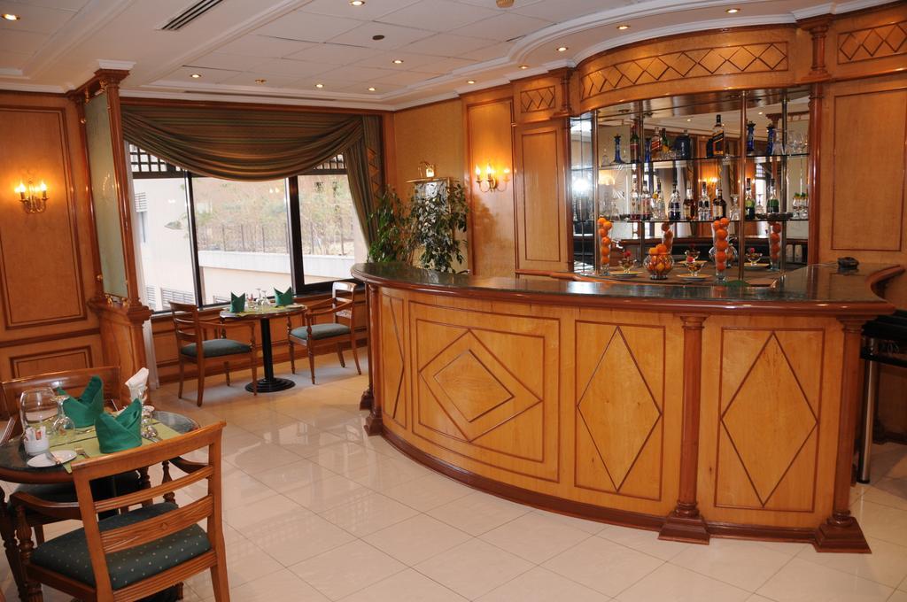 هيلتون القاهرة للشقق الفندقية بمركز التجارة العالمى-14 من 47 الصور