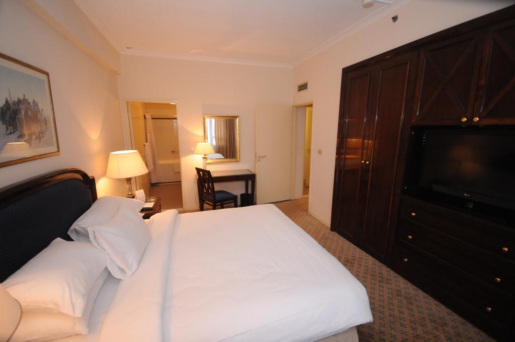 هيلتون القاهرة للشقق الفندقية بمركز التجارة العالمى-17 من 47 الصور