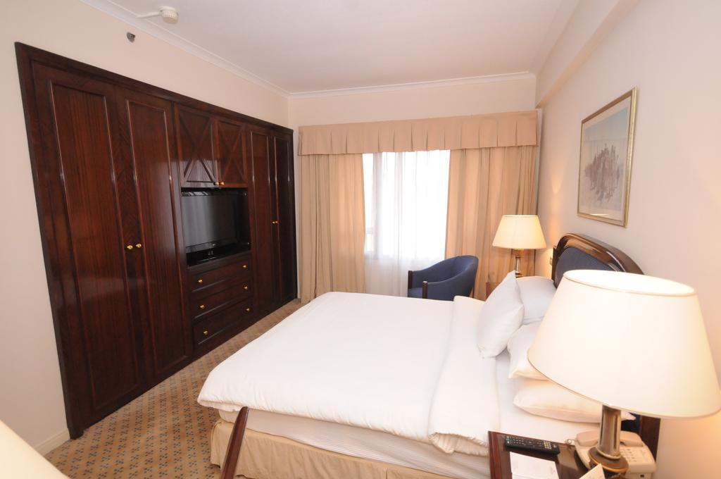هيلتون القاهرة للشقق الفندقية بمركز التجارة العالمى-18 من 47 الصور