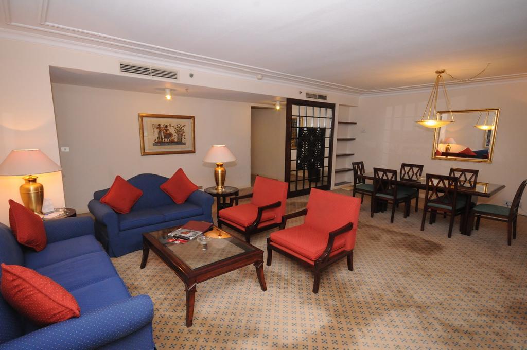 هيلتون القاهرة للشقق الفندقية بمركز التجارة العالمى-20 من 47 الصور
