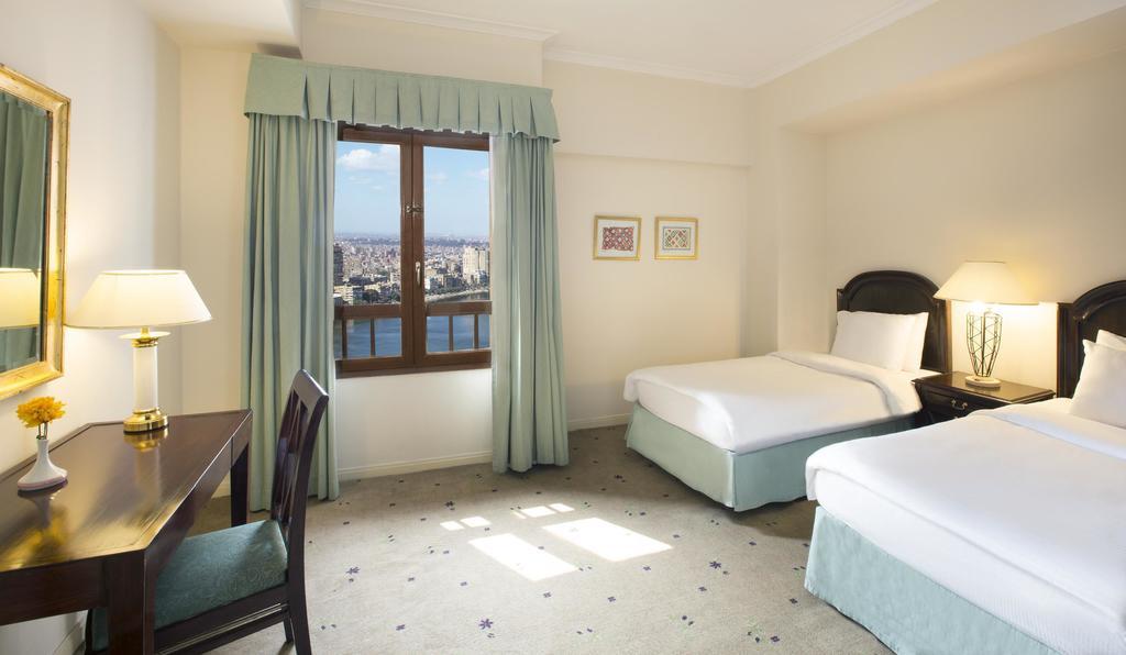 هيلتون القاهرة للشقق الفندقية بمركز التجارة العالمى-24 من 47 الصور
