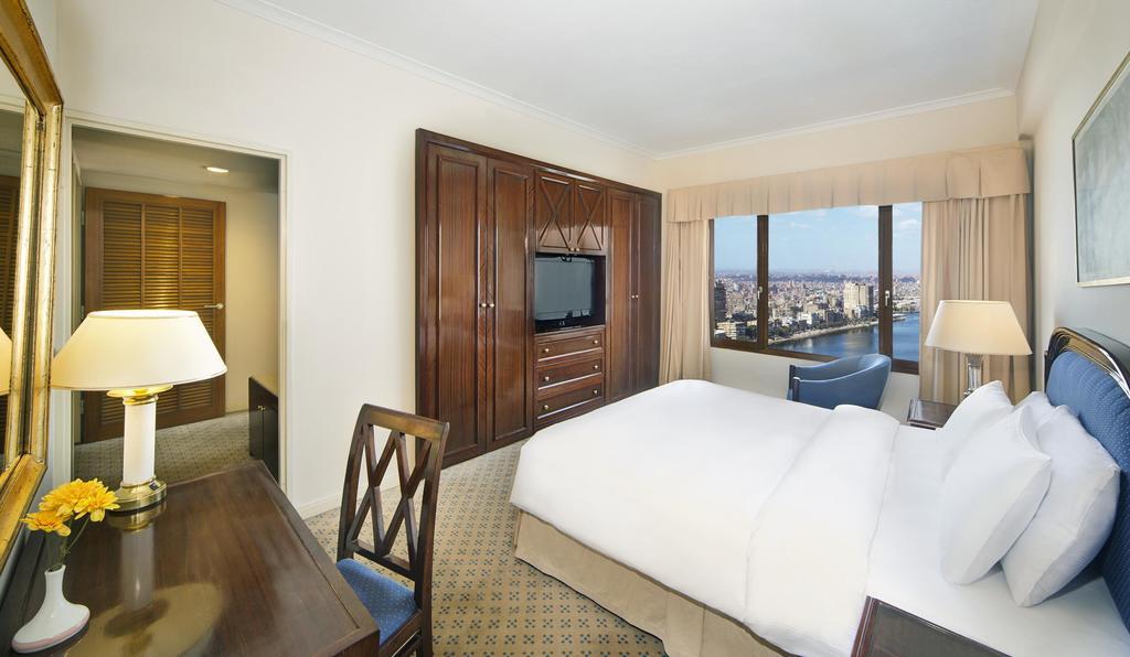 هيلتون القاهرة للشقق الفندقية بمركز التجارة العالمى-25 من 47 الصور