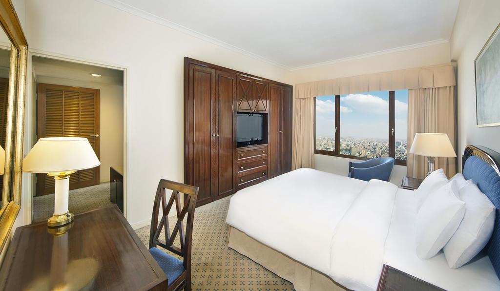 هيلتون القاهرة للشقق الفندقية بمركز التجارة العالمى-26 من 47 الصور