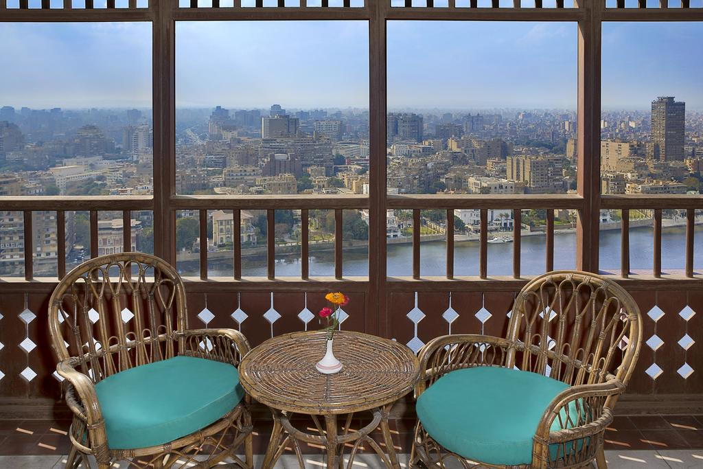 هيلتون القاهرة للشقق الفندقية بمركز التجارة العالمى-27 من 47 الصور